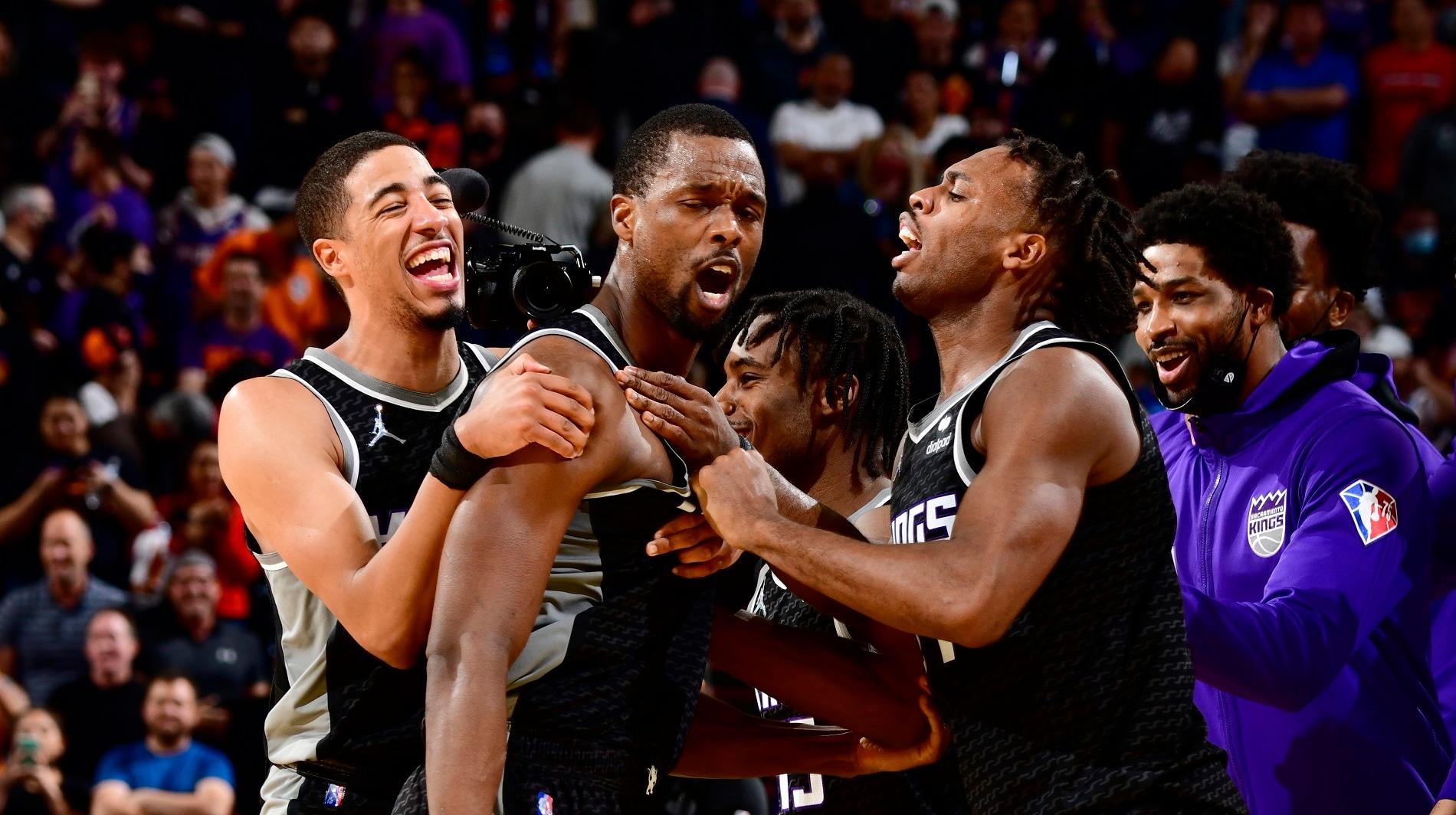 Full Focus: Barnes' buzzer-beating 3 sinks Suns