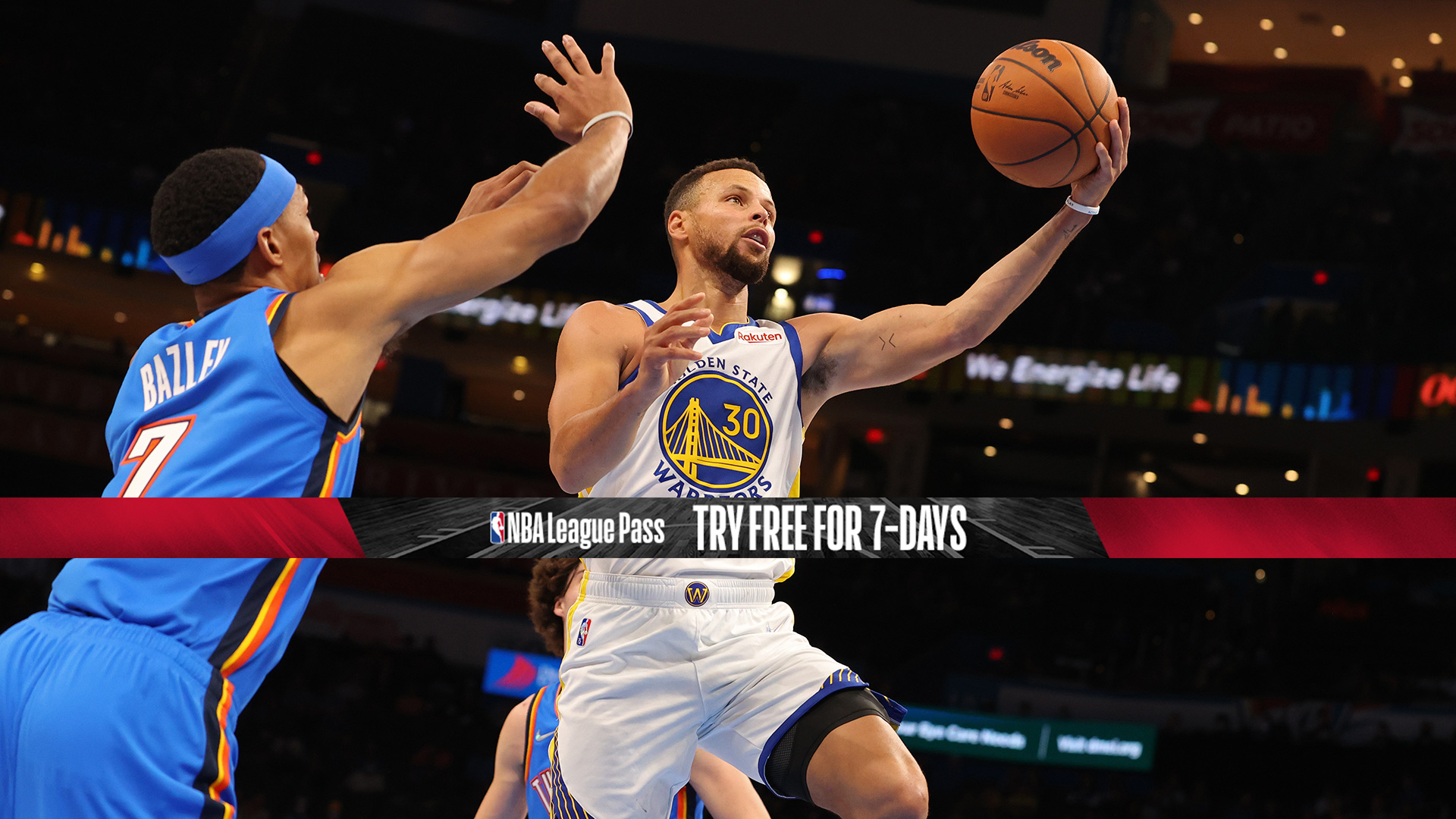 Warriors look to stay perfect, face winless Thunder