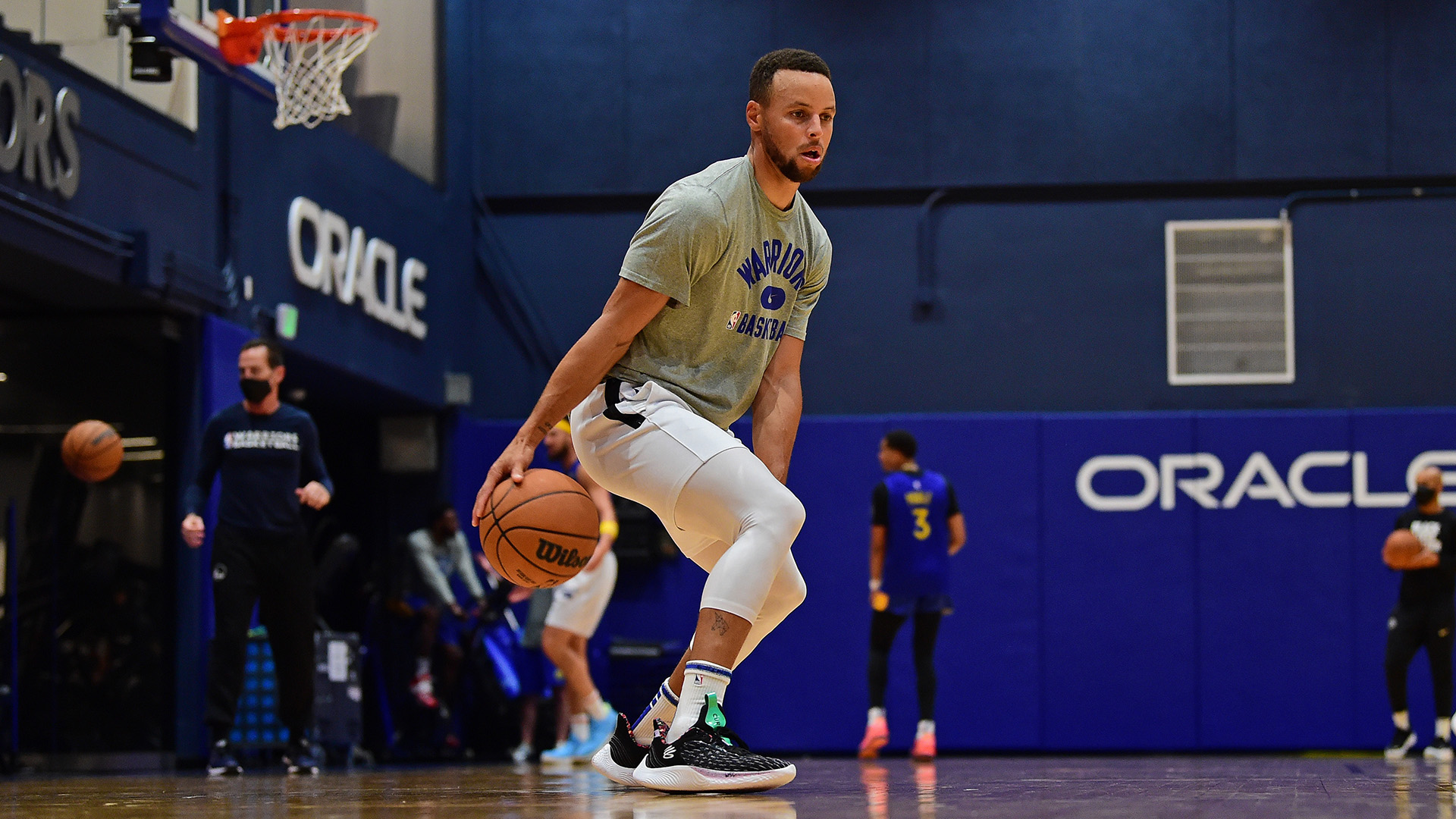 Steph's new workout could make him more lethal