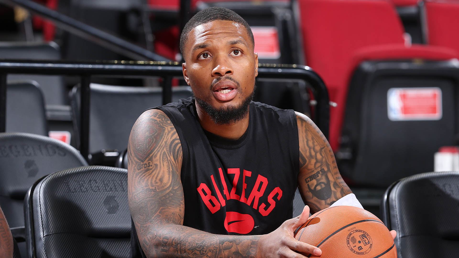 Why Lillard is 'all in' on Blazers this season