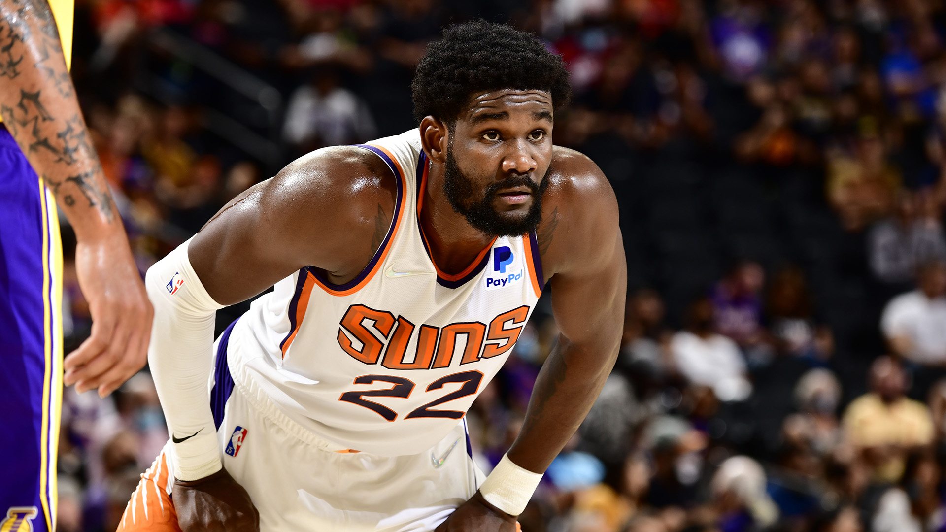 Report: Phoenix Suns, Deandre Ayton fail to reach an agreement on a rookie contract extension