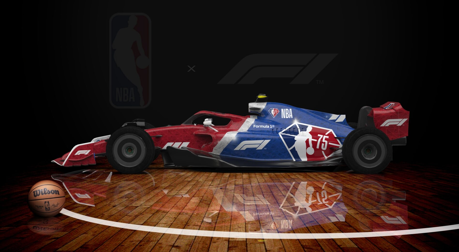 NBA, Formula 1 announce content and promotion partnership