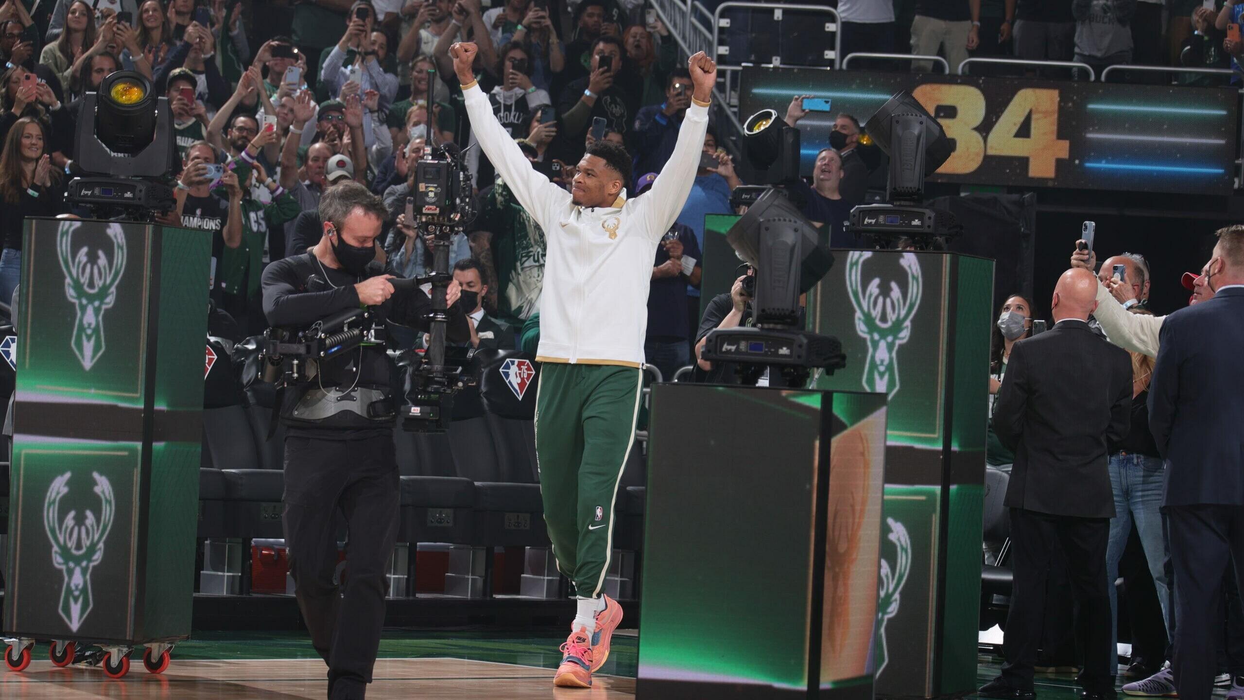 Bucks end championship chapter, enter title defense era