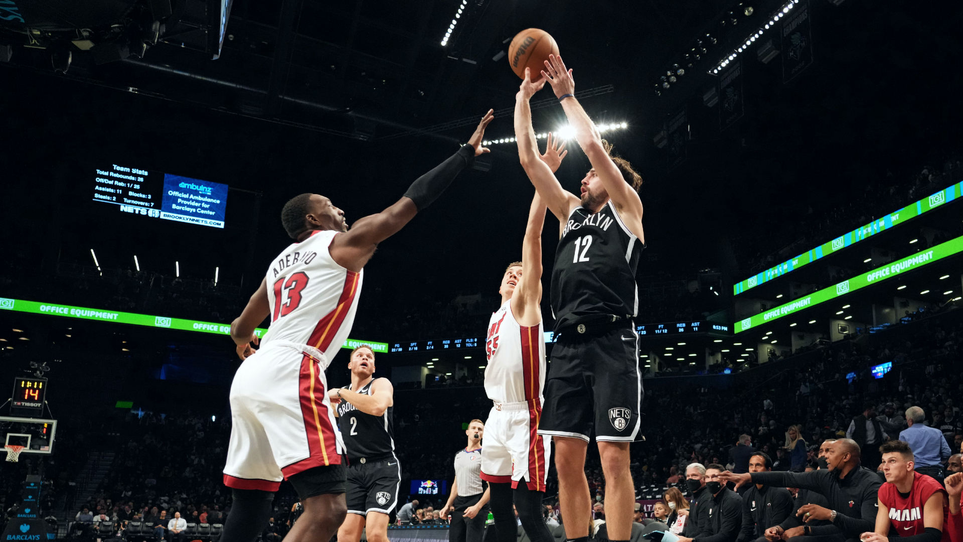 Joe Harris passes Jason Kidd as Nets' all-time leader in 3-pointers made