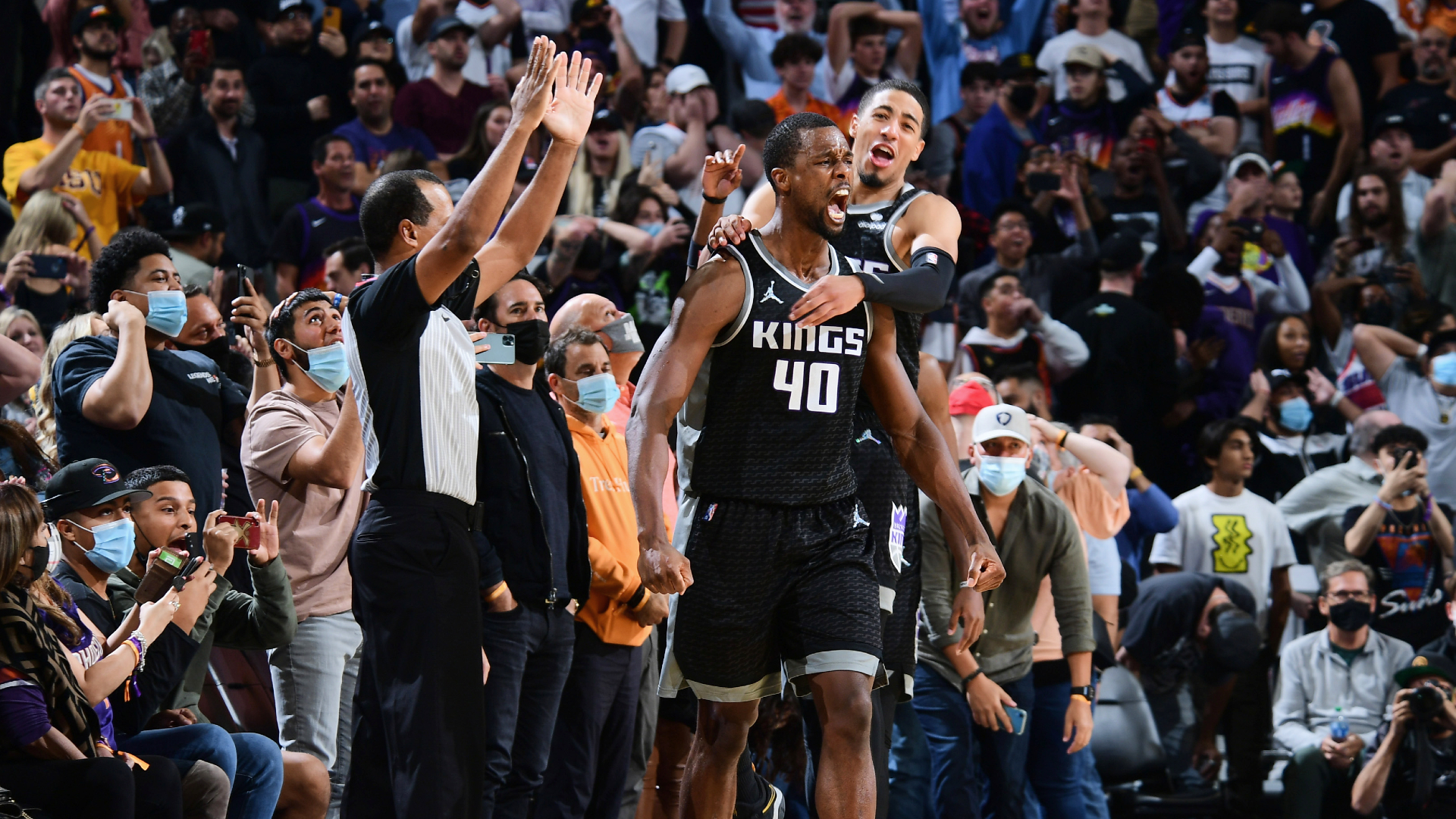 Horry Scale: Harrison Barnes beats buzzer, Suns from deep