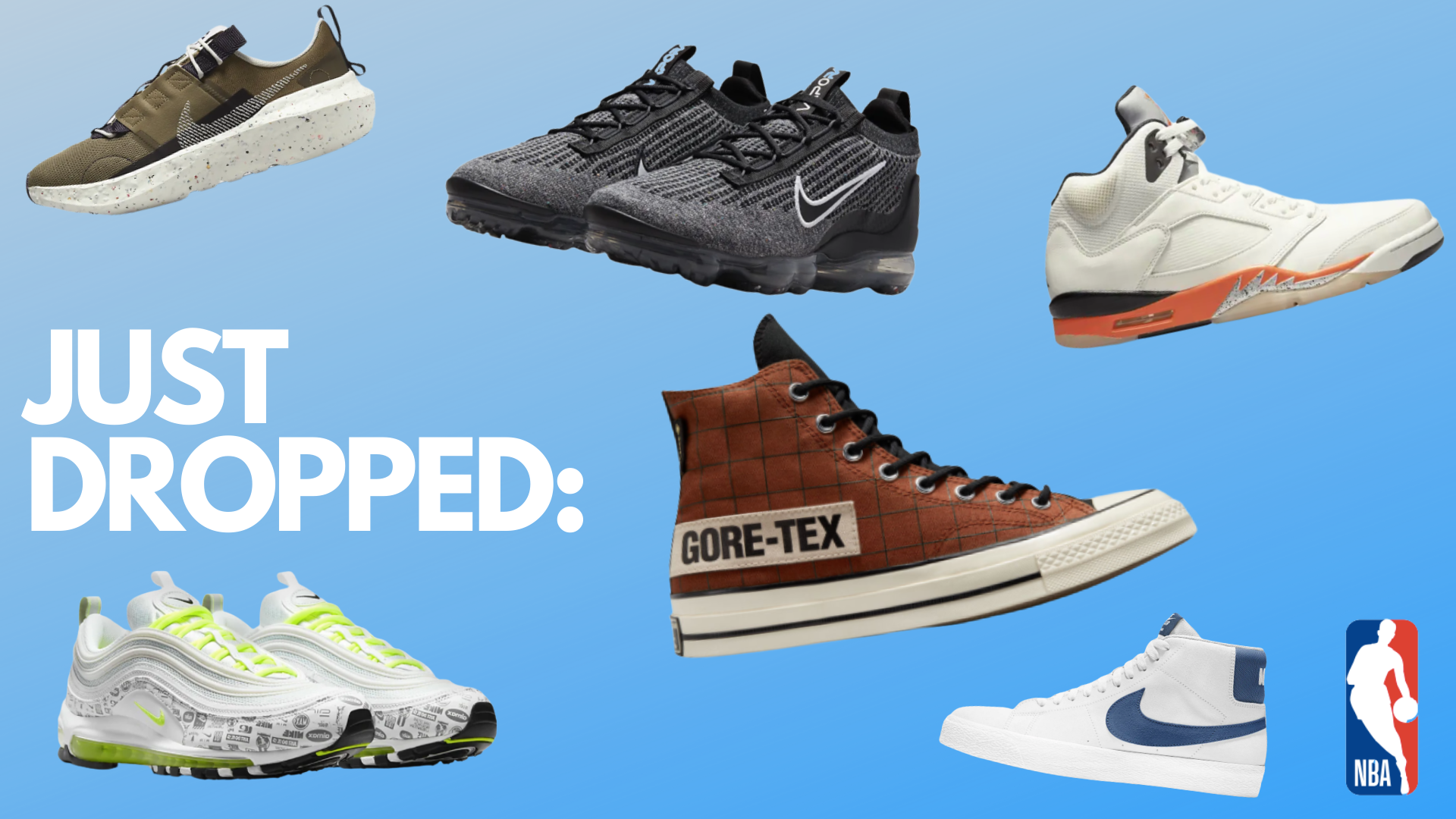Best fall sneakers from your favorite brands
