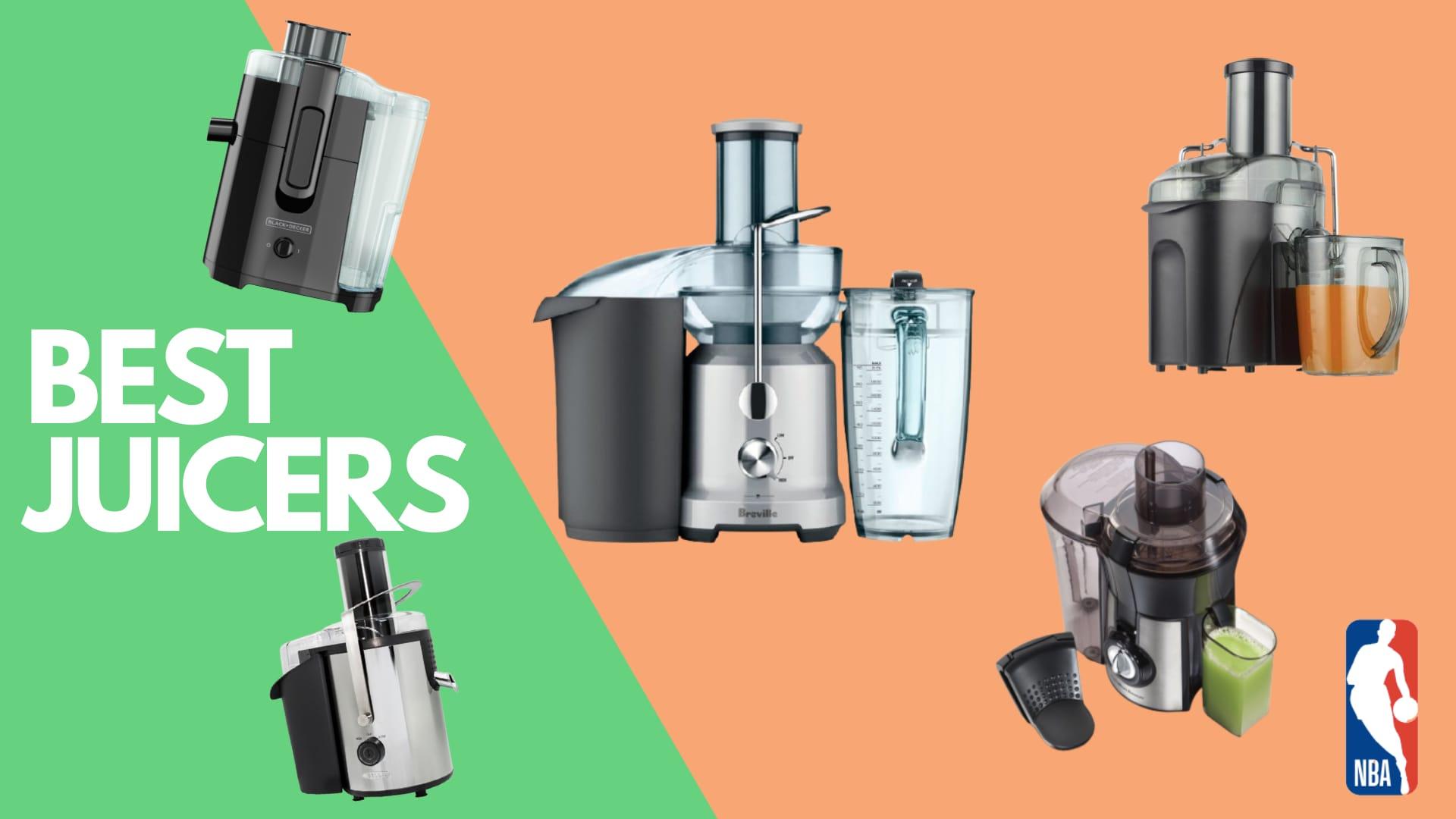 Best juicers to kickstart your morning