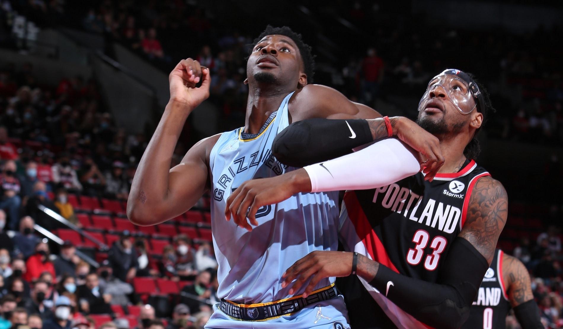 Blazers look to bounce back vs. Morant, Grizzlies