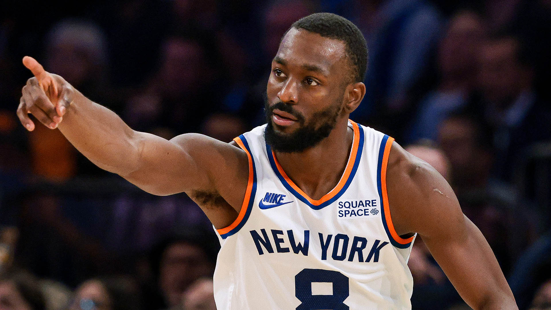 Full Focus: Walker shows out as Knicks blast 76ers