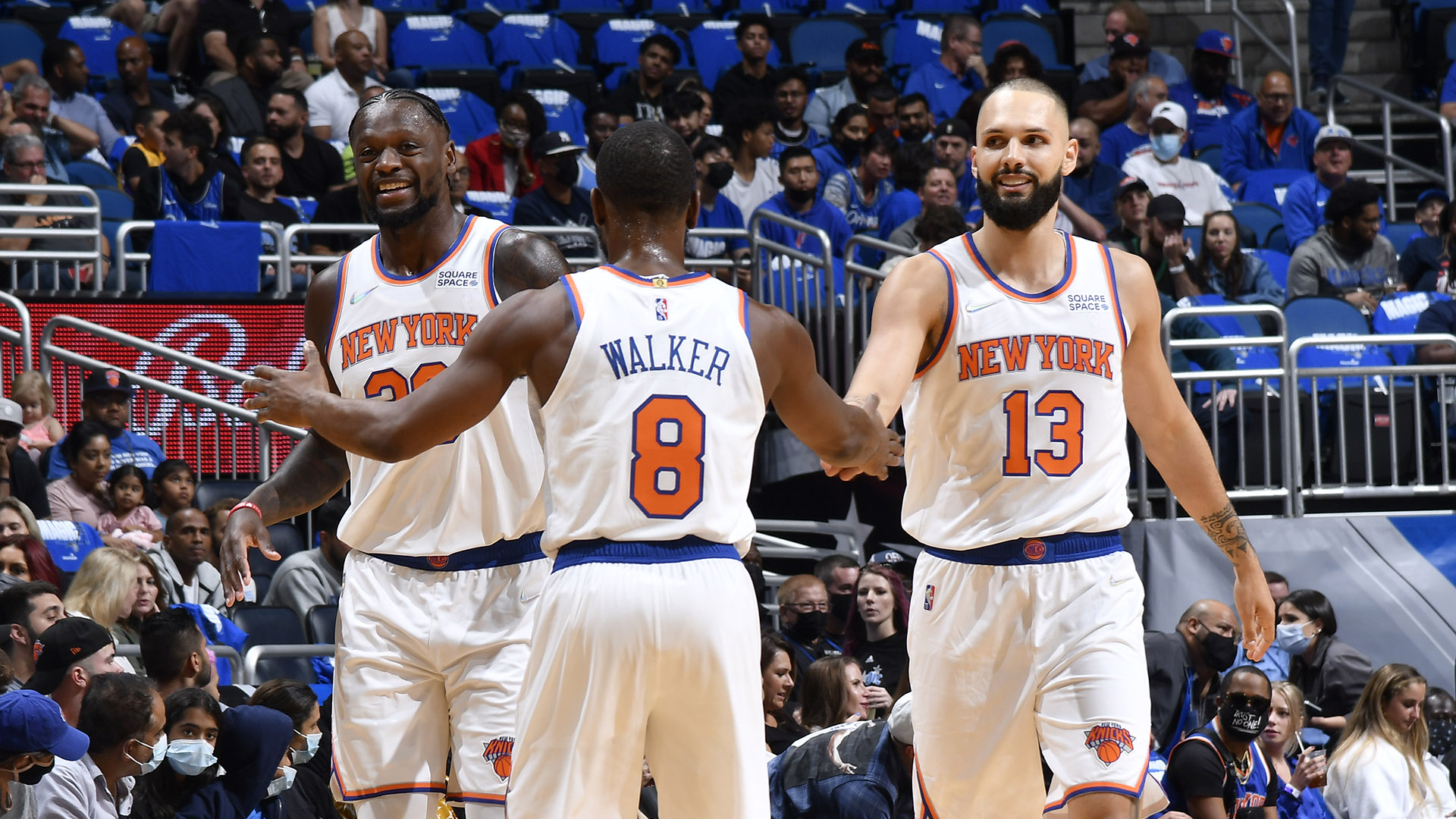 Are the Knicks poised to take next step in 2021-22?