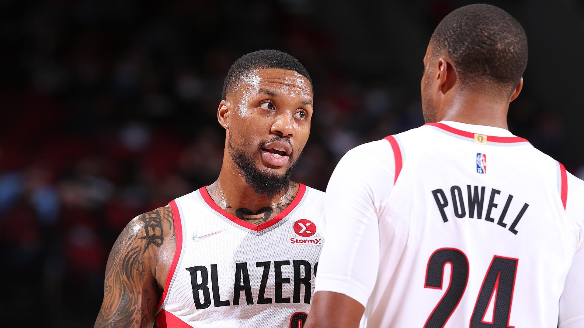 Blazers' hopes for success hinge on defense