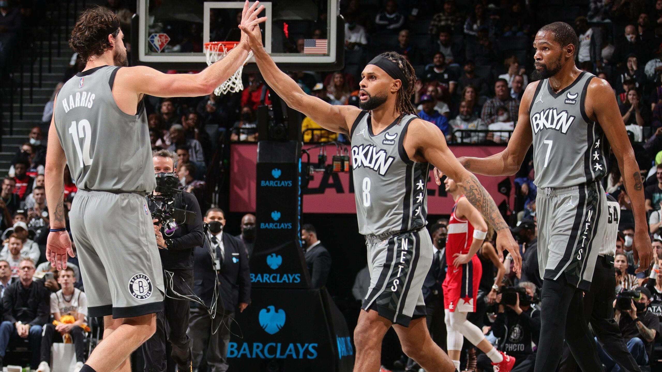 Durant, Mills get Brooklyn back on track