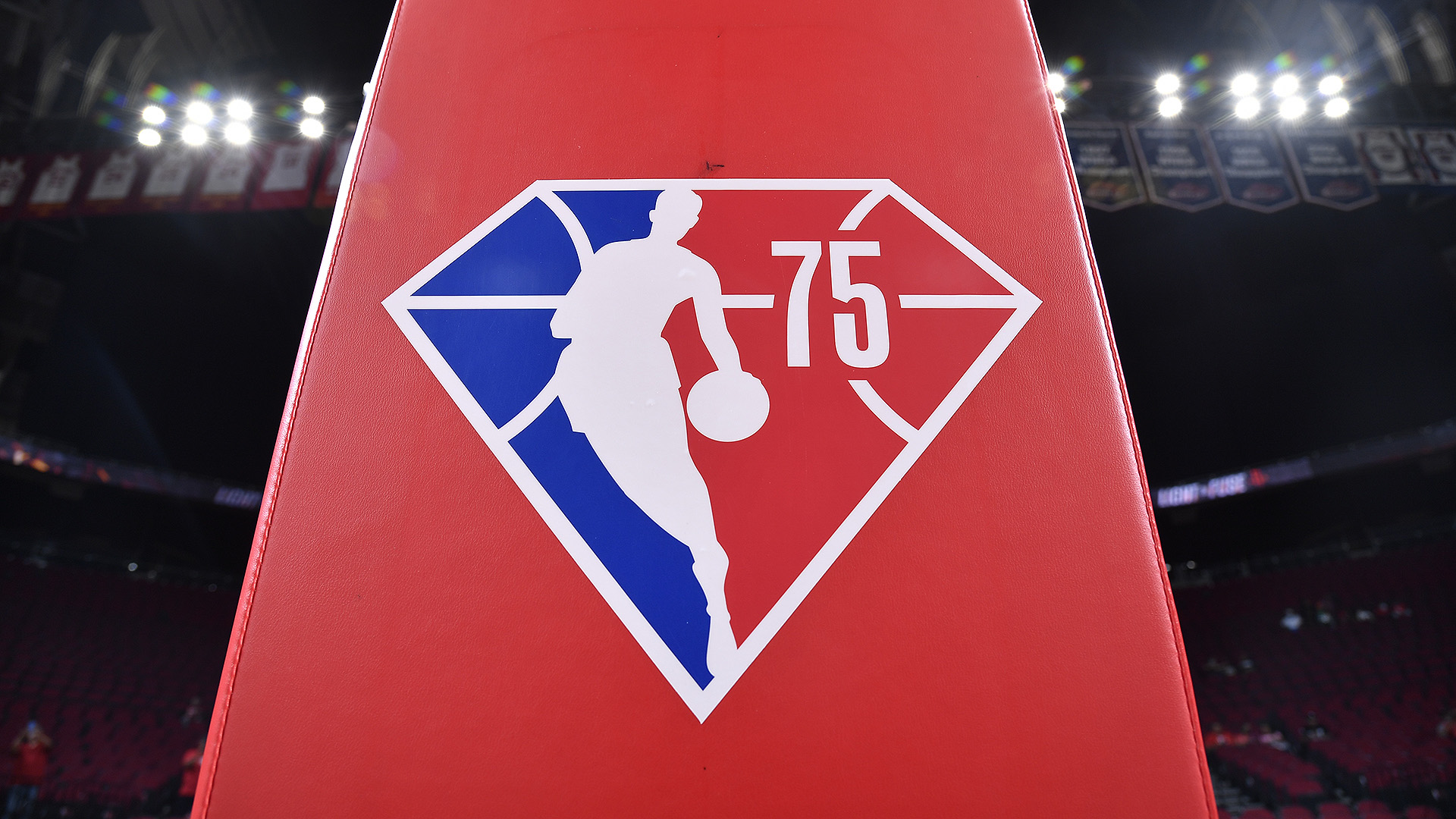 By The Numbers: NBA celebrates 75th anniversary season