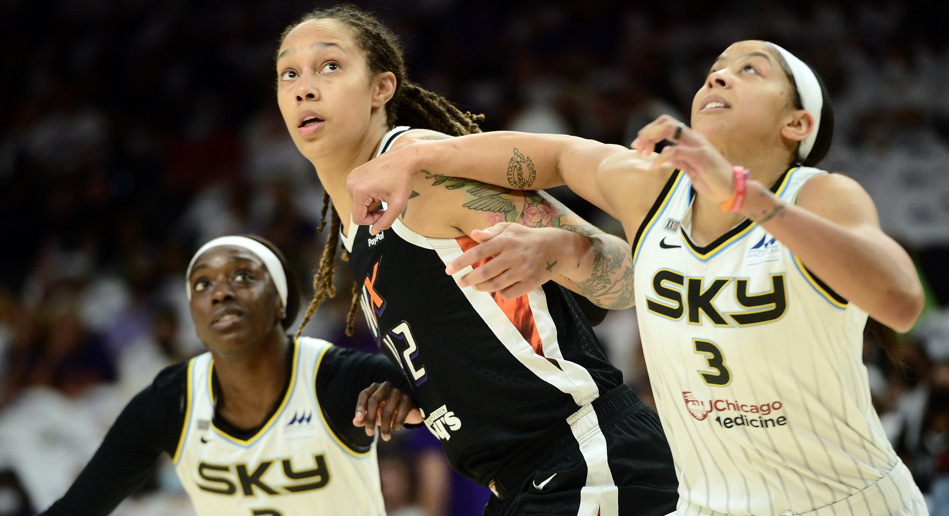 Sky, Mercury set to square off in Game 3