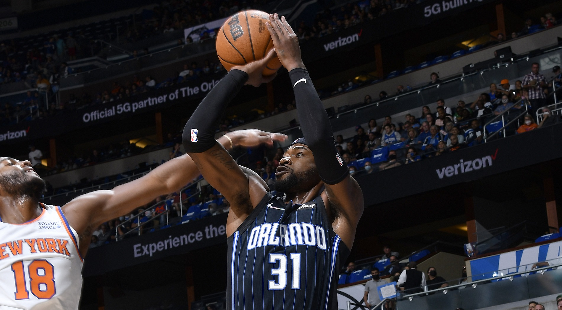 Ross, Anthony shine as Magic rally past Knicks in 4th