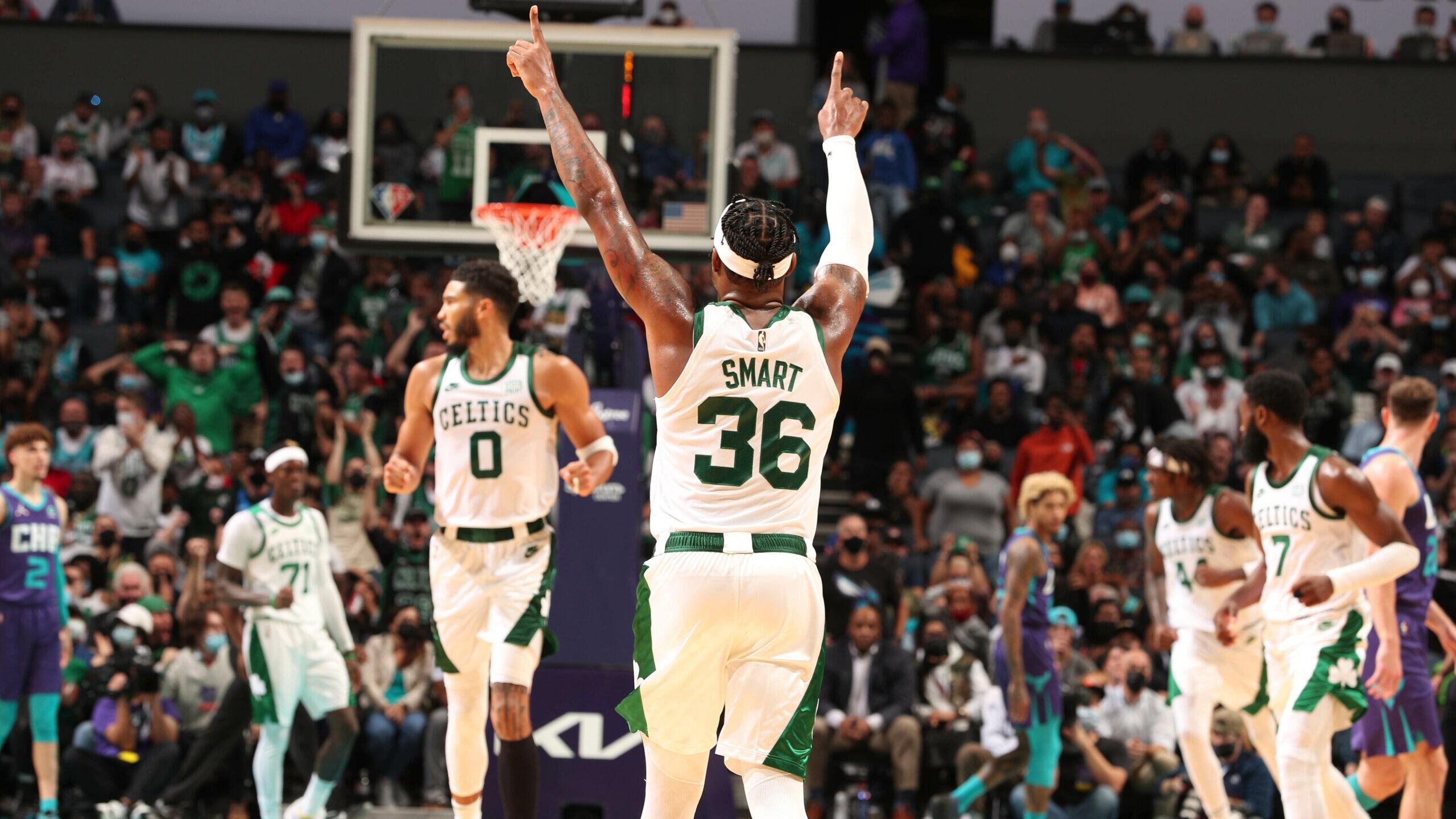 Full Focus: Celtics storm back to top Hornets in OT