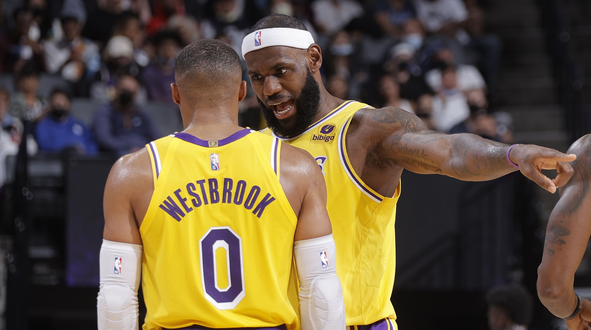 Is age just a number? The Lakers hope so